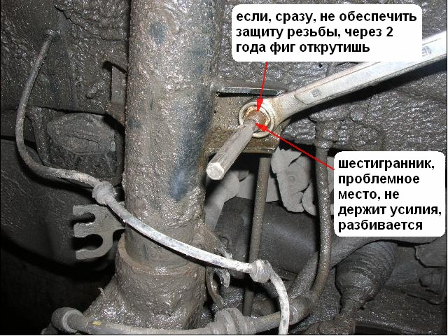 амортизаторная стойка фольксваген т5